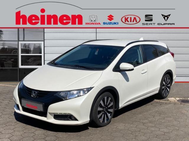 Honda Civic 1.8 Tourer Sport RÜCKFAHRKAMERA WKR KLIMA, Jahr 2014, Benzin