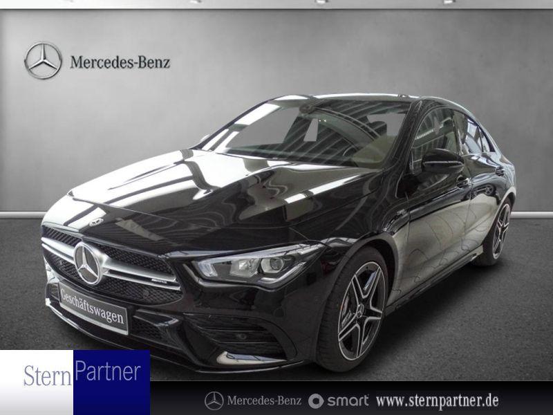 Mercedes-Benz AMG CLA 35 4M NIGHT Totw#LED#Pano#Ambi, Jahr 2019, petrol