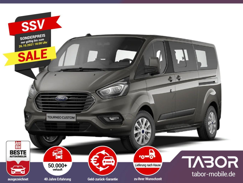 Ford Tourneo Custom 2.0 TDCi 130 Trend 320 L2 8S Kam, Jahr 2021, Diesel