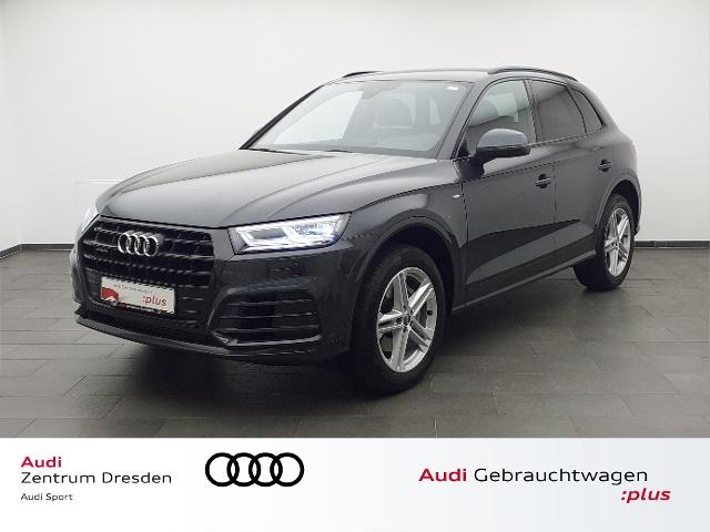 Audi Q5 3.0 TDI quattro S-line Matrix LED AHZV, Jahr 2018, Diesel