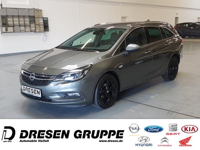 Opel Astra K 1.4 Turbo Innovation Matrix LED+Navi+itzheizung+Rückfahrkamera+Klimaautomatik, Jahr 2016, Benzin
