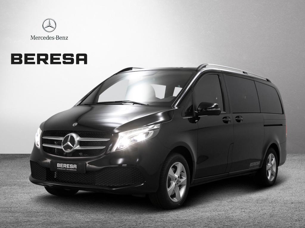Mercedes-Benz V 300 Lang AHK LED Kamera StandHzg EASY-PACK, Jahr 2019, diesel