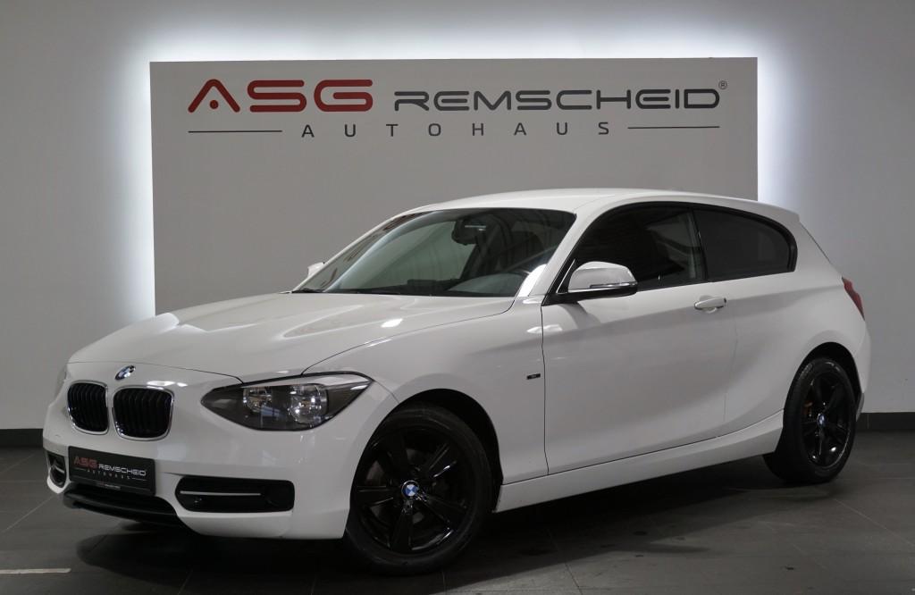BMW 116 i Autm. Sport Line *2.Hand *PDC *Audio-Prof*, Jahr 2013, Benzin