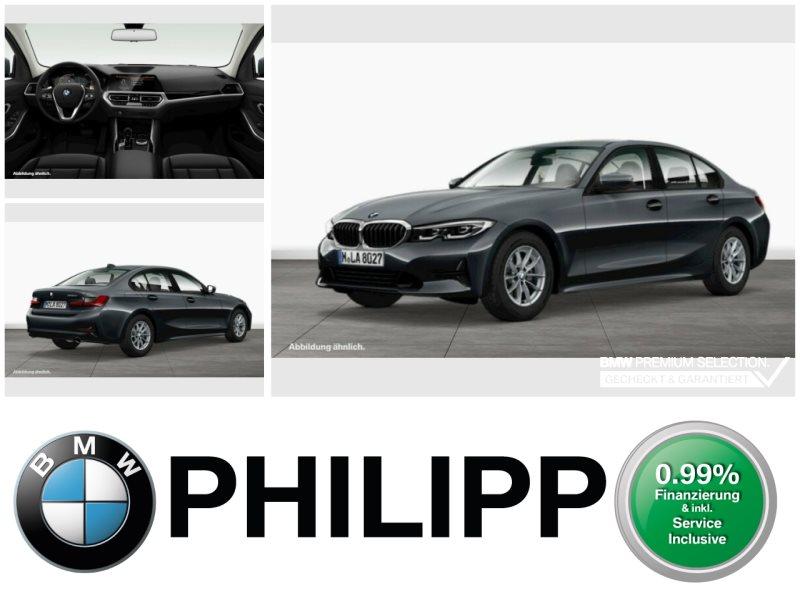BMW 320d LEAab 297,- Sport.Aut. LED Navi LiveCockpit, Jahr 2019, Diesel