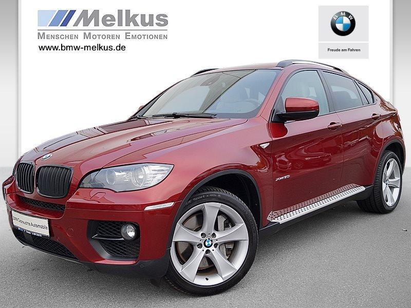 BMW X6 xDrive50i Sportpaket ACC Head-Up HiFi DAB Xenon, Jahr 2013, petrol