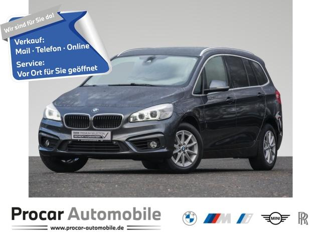 BMW 218 Gran Tourer Advantage Klimaaut. PDC NSW LED, Jahr 2017, Benzin