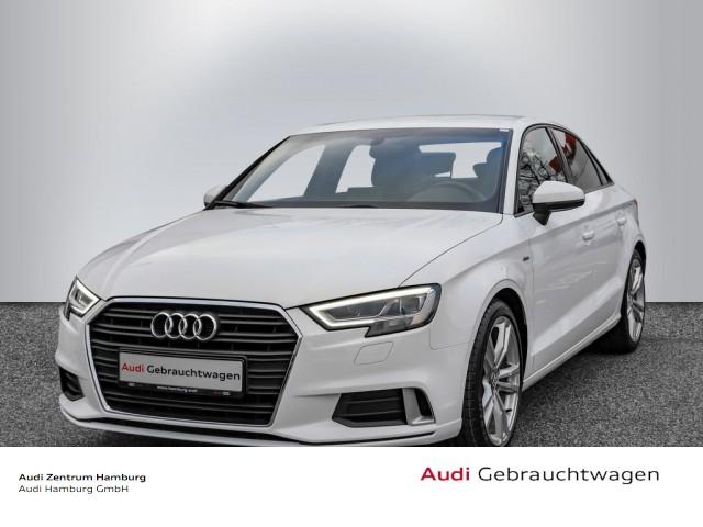 Audi A3 Limousine 1,6 TDI sport S tronic S LINE LED AHK NAVI, Jahr 2017, Diesel