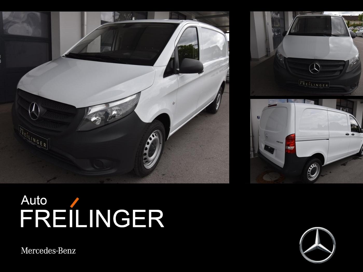 Mercedes-Benz Vito 109 CDI KA Kompakt, Jahr 2015, Diesel