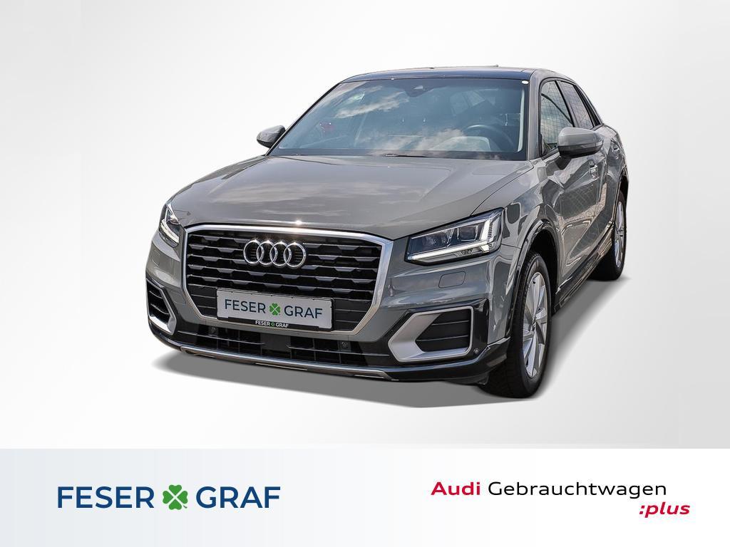 Audi Q2 sport 1.4 TFSI S tronic Pano,B&O,Leder,LED,Na, Jahr 2018, Benzin