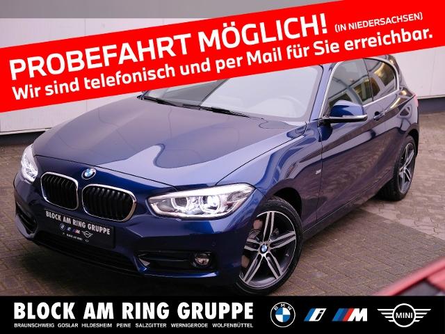 BMW 125i 3-Türer LED, PDC, SH,, Jahr 2017, Benzin