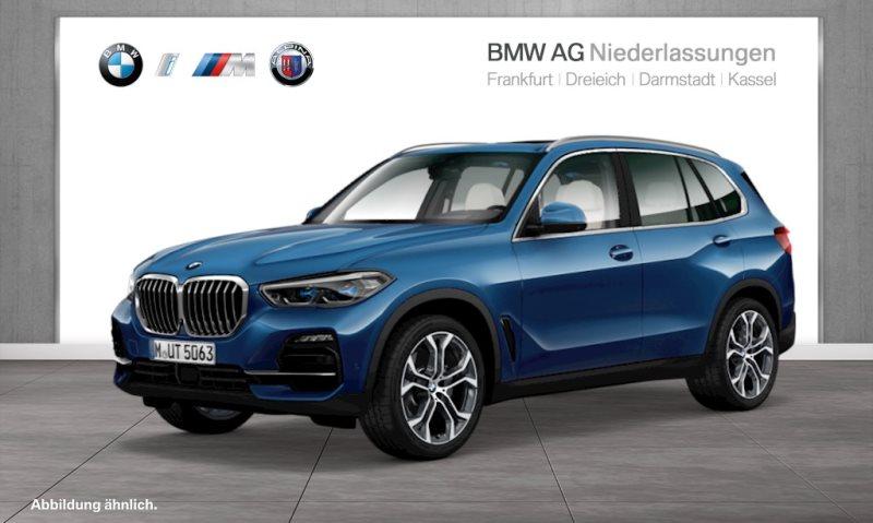 BMW X5 xDrive40i Gestiksteuerung Head-Up HiFi Alarm, Jahr 2020, Benzin