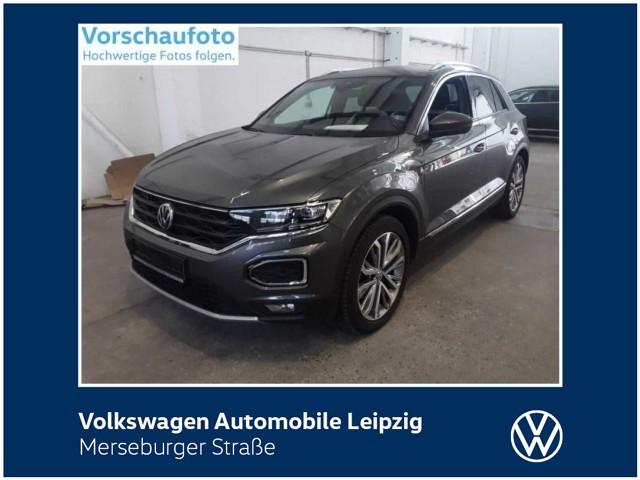 Volkswagen T-Roc 2.0 TSI Sport 4M*ACC*DAB+*LED*, Jahr 2018, Benzin