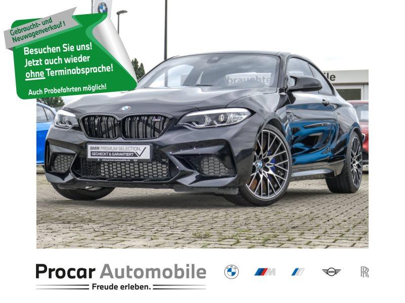 BMW M2 Competition M SPORTSITZE KEIN MIETWAGEN H/K, Jahr 2020, Benzin