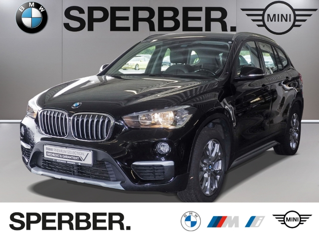 BMW X1 18d sDrive,AHK,Tempomat,Sitzhz,PDC,Klimaauto,uvm., Jahr 2016, Diesel