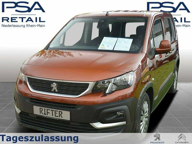 Peugeot Rifter L1 Active 110 PureTech, Jahr 2020, Benzin