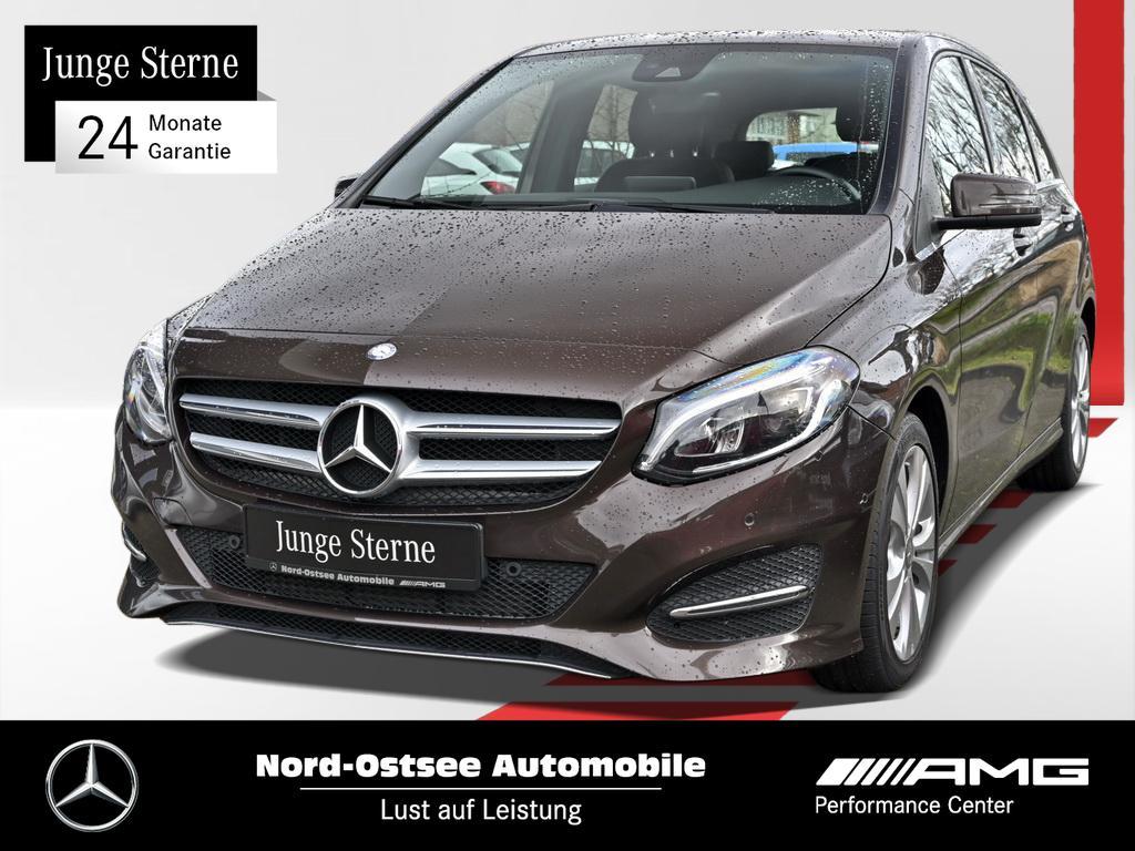 Mercedes-Benz B 220 d Urban Navigation+Rückfahrkamera+PTS+SHZ, Jahr 2015, diesel