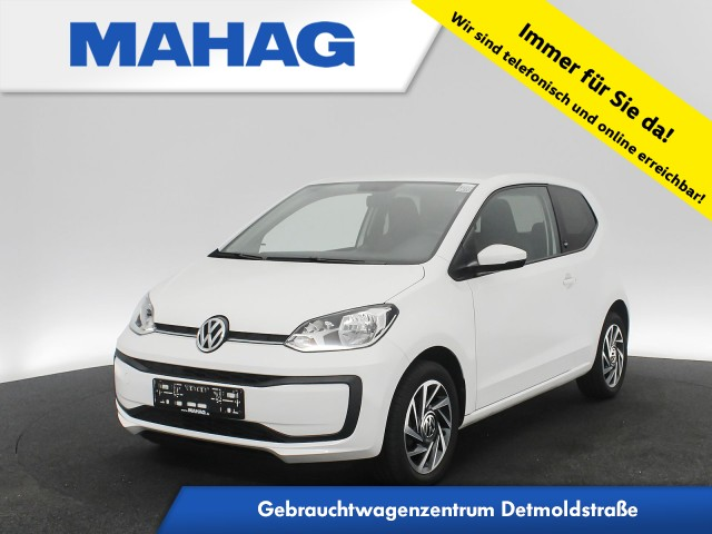 Volkswagen up! 1.0 SOUND maps&more 5-Gang, Jahr 2017, Benzin