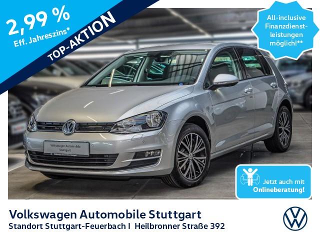 Volkswagen Golf VII 1.2 TSI Trendline Klima, Jahr 2016, Benzin