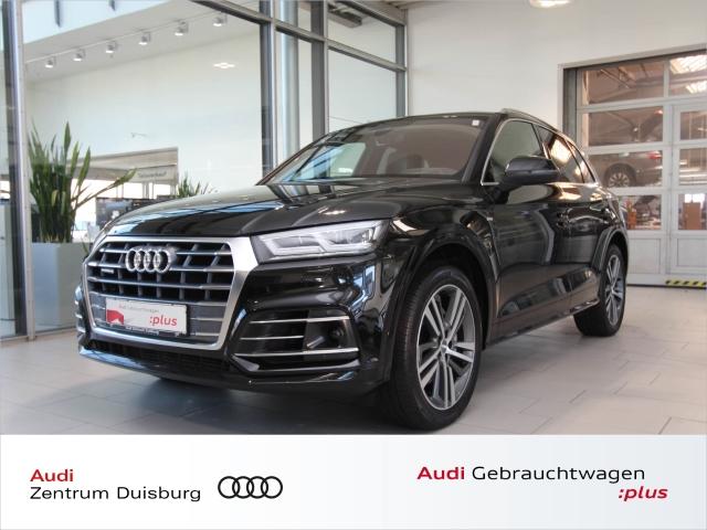 Audi Q5 50 TDI quattro 3xS-line LED Navi StandHZG HUD, Jahr 2019, Diesel