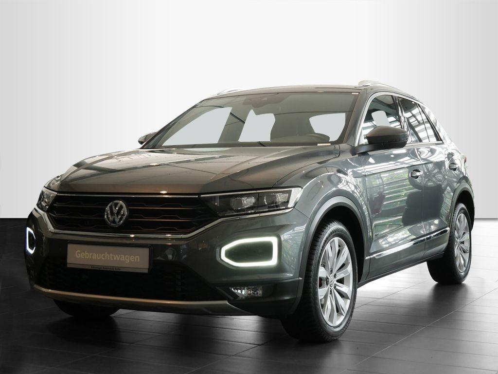 Volkswagen T-Roc 1.5TSI DSG SPORT NAVI LED I-Cockpit, Jahr 2019, Benzin