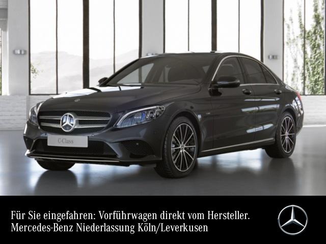 Mercedes-Benz C 300 de AVANTG+AHK+MultiBeam+Fahrass+Kamera+9G, Jahr 2021, Hybrid_Diesel