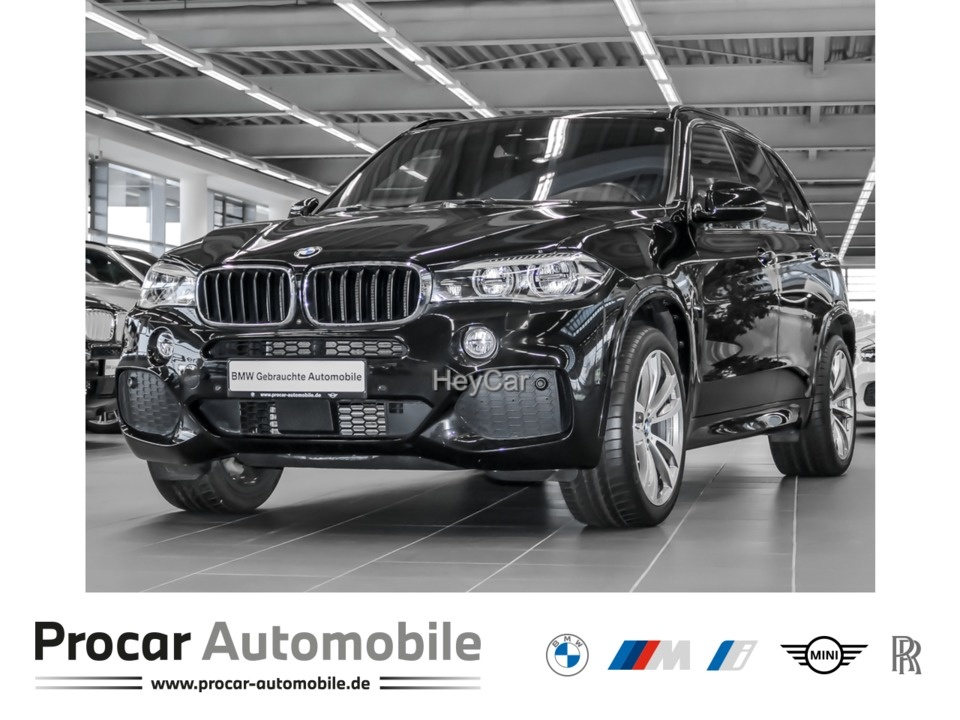 BMW X5 xDrive30d M Sportpaket Head-Up DA+ Standhzg., Jahr 2018, Diesel