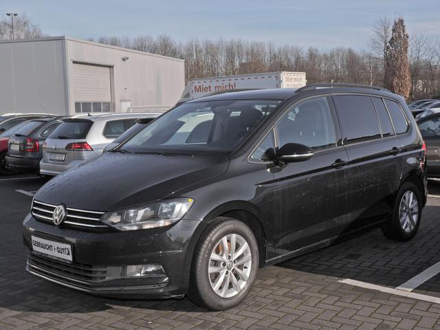 Volkswagen Touran Comfortline 1.6 TDI Navi Tempomat PDC, Jahr 2017, Diesel