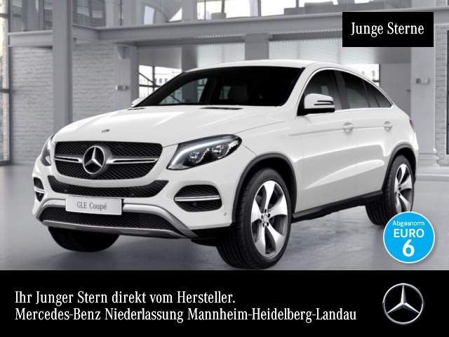 Mercedes-Benz GLE 400 Cp. 4M 360° COMAND ILS LED Easy-Pack 9G, Jahr 2016, Benzin