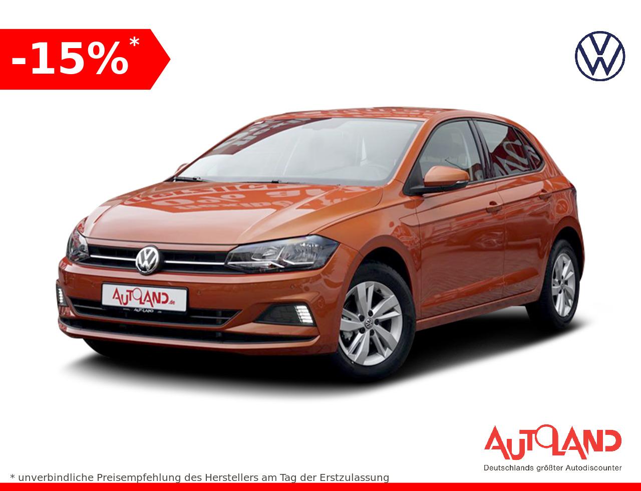 Volkswagen Polo, Jahr 2020, Benzin