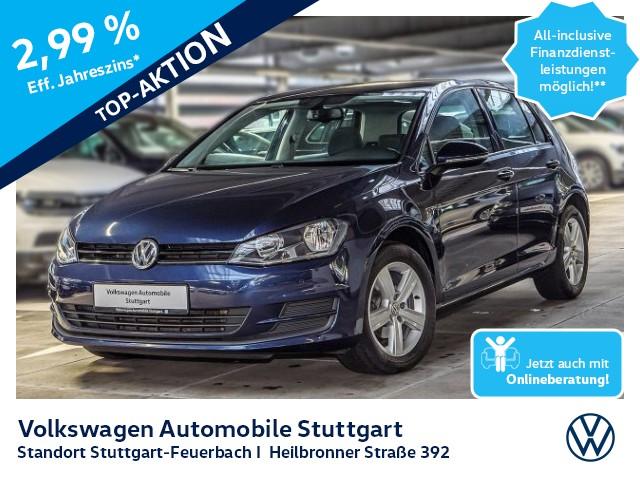 Volkswagen Golf VII 1.2 TSI Comfortline DSG Tempomat, Jahr 2015, Benzin