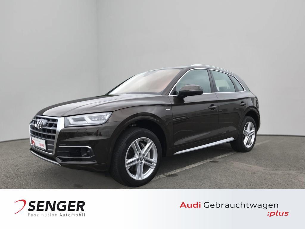 Audi Q5 3.0 TDI Sport quat. 360° Kamera Panorama. ACC, Jahr 2018, Diesel