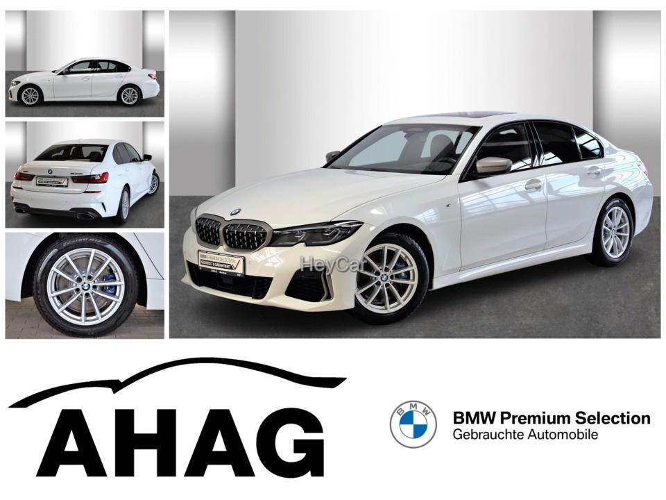 BMW M340i xDrive Automatic Innovationsp. Sport Aut., Jahr 2021, Benzin