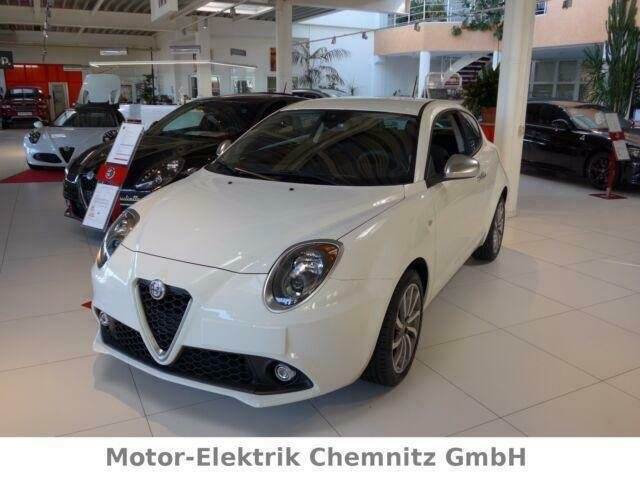 Alfa Romeo Mito 1.4 8V 57kW, NAVI,PDC, Jahr 2017, Benzin