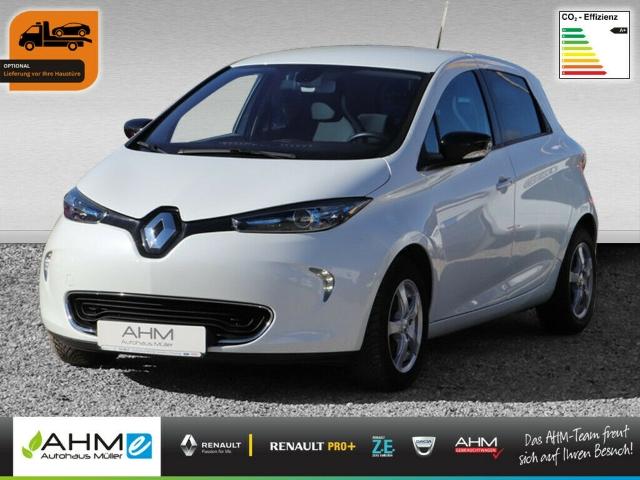 Renault ZOE Intens Q210 22kWh-Mietbatterie STANDHZ EU6, Jahr 2014, Elektro