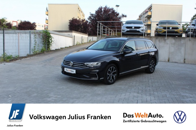 Volkswagen Passat GTE Variant DSG Umweltbonus #3750# ACC Lane, Jahr 2020, Hybrid