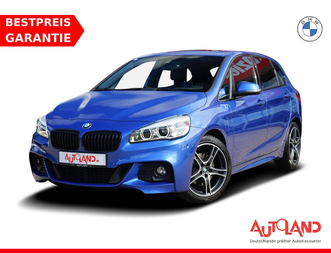 BMW 220 Active Tourer, Jahr 2015, Diesel