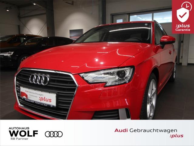 Audi A3 Sportback sport 30 TDI Xenon Navi SHZ PDC WR, Jahr 2018, Diesel