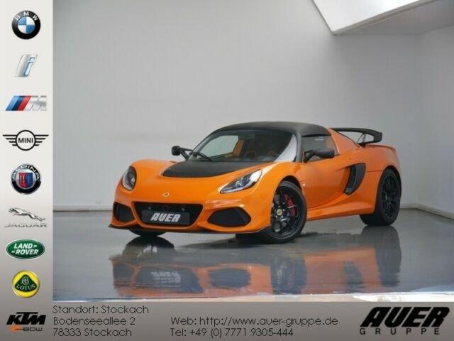 Lotus Exige Sport 350 Coupé Sonderpreis Bestandsberein, Jahr 2019, Benzin