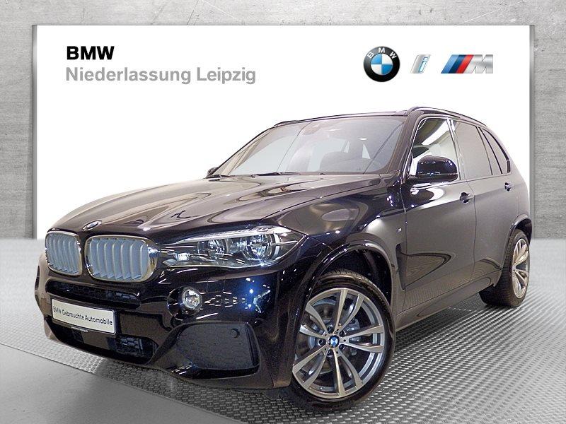 BMW X5 xDrive40d EURO6 Sportpaket Head-Up HK HiFi DAB LED RFK, Jahr 2017, Diesel