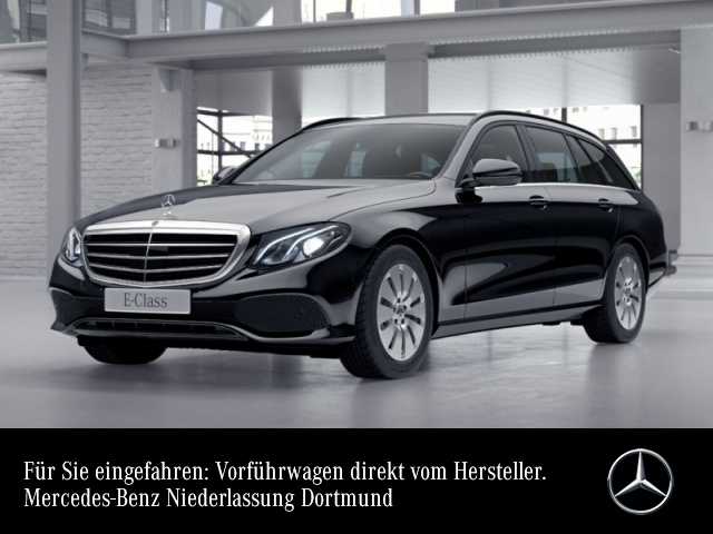Mercedes-Benz E 220 d T 4M COMAND LED Distronic Leder PTS, Jahr 2020, Diesel