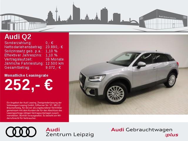 Audi Q2 30 TDI design *LED-Paket*Navi*SHZ*BT*DAB*, Jahr 2019, Diesel