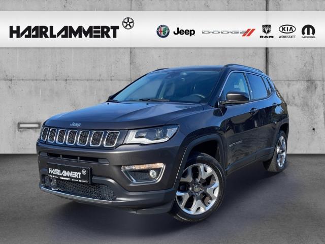 Jeep Compass Limited 4WD BI-XENON+SITZHEITZUNG+APPLECARPLAY, Jahr 2017, Benzin