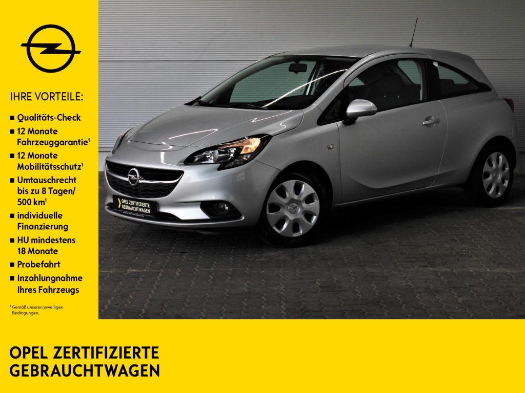 Opel Corsa 1.4 Edition Allwetter Shz Lhzg PDC Klima, Jahr 2018, Benzin