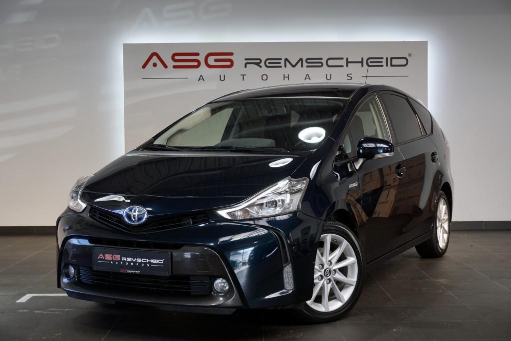 Toyota Prius Hybrid Comfort Autm. *7Sitzer *Pano *LED*, Jahr 2017, Hybrid