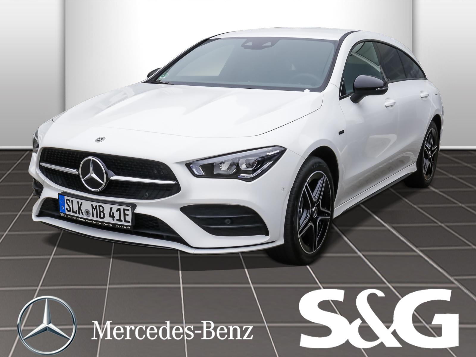 Mercedes-Benz CLA 250 Shooting Brake e AMG line Edition2020 MB, Jahr 2020, Hybrid