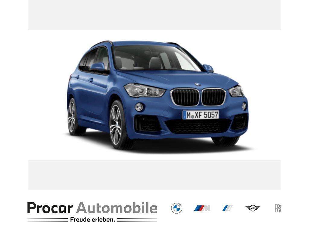 BMW X1 sDrive20d M Sport Navi LED PA HiFi Tempomat 19, Jahr 2018, Diesel
