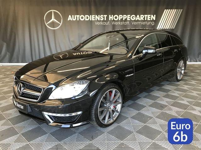 Mercedes-Benz CLS 63 AMG S 4M SB Distronic Nachtsicht LED ..., Jahr 2014, Benzin