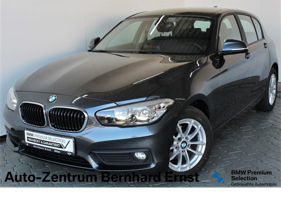 BMW 118i Advantage Aut. Navi Business PDC LM NSW, Jahr 2018, Benzin