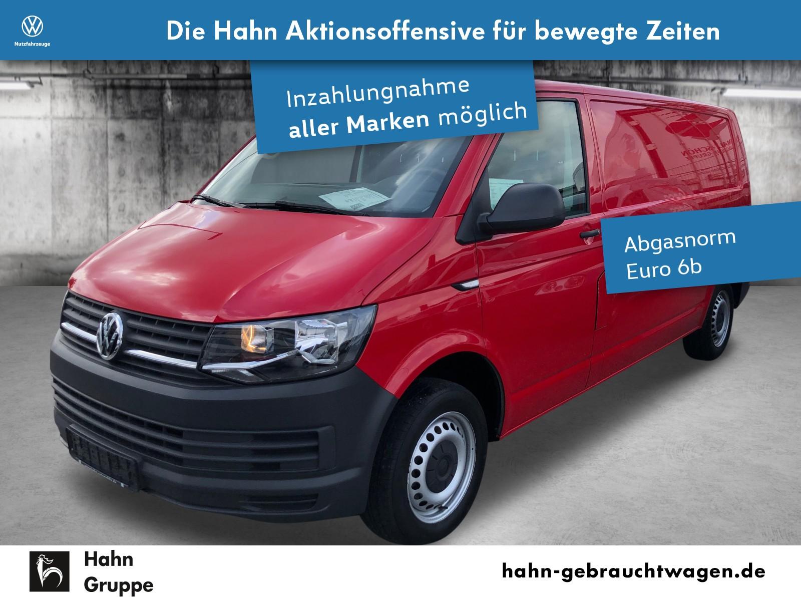 Volkswagen T6 Kasten EcoProfi lang PDC Klima AHK, Jahr 2017, Diesel