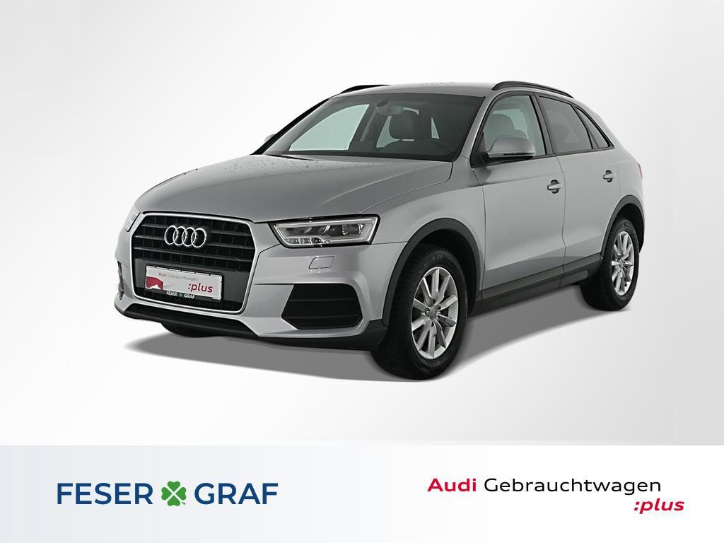 Audi Q3 2.0 TDI LED,Leder,Navi,AHK,PDC, Jahr 2016, Diesel